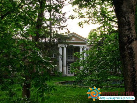 имение Понятовского в Залещиках